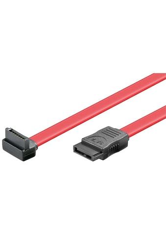 Goobay HDD S - ATA Kabel »1.5 GBits / 3 GBits 90°« kaufen
