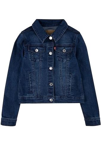 Levi's Kidswear Jeansjacke »STRETCH TRUCKER JACKET« kaufen
