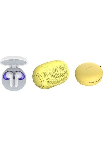 LG In-Ear-Kopfhörer »FN6 Macaron Jellybean«, Bluetooth,... kaufen