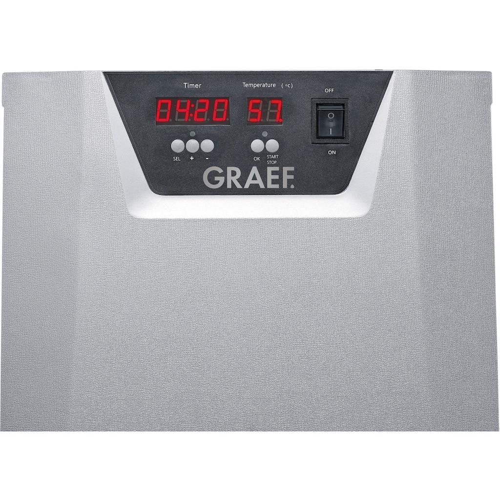 Graef Dörrautomat DA 510, 630 Watt, 10 Etagen