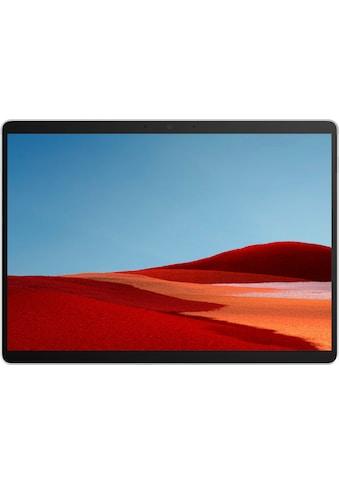 Microsoft Convertible Notebook »Surface Pro X, 256/16GB matt schwarz«, ( 256 GB SSD) kaufen