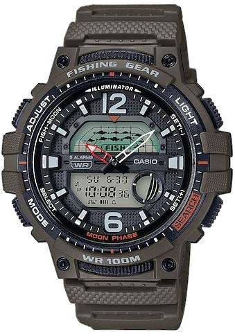 Casio Collection Chronograph »WSC - 1250H - 3AVEF« kaufen