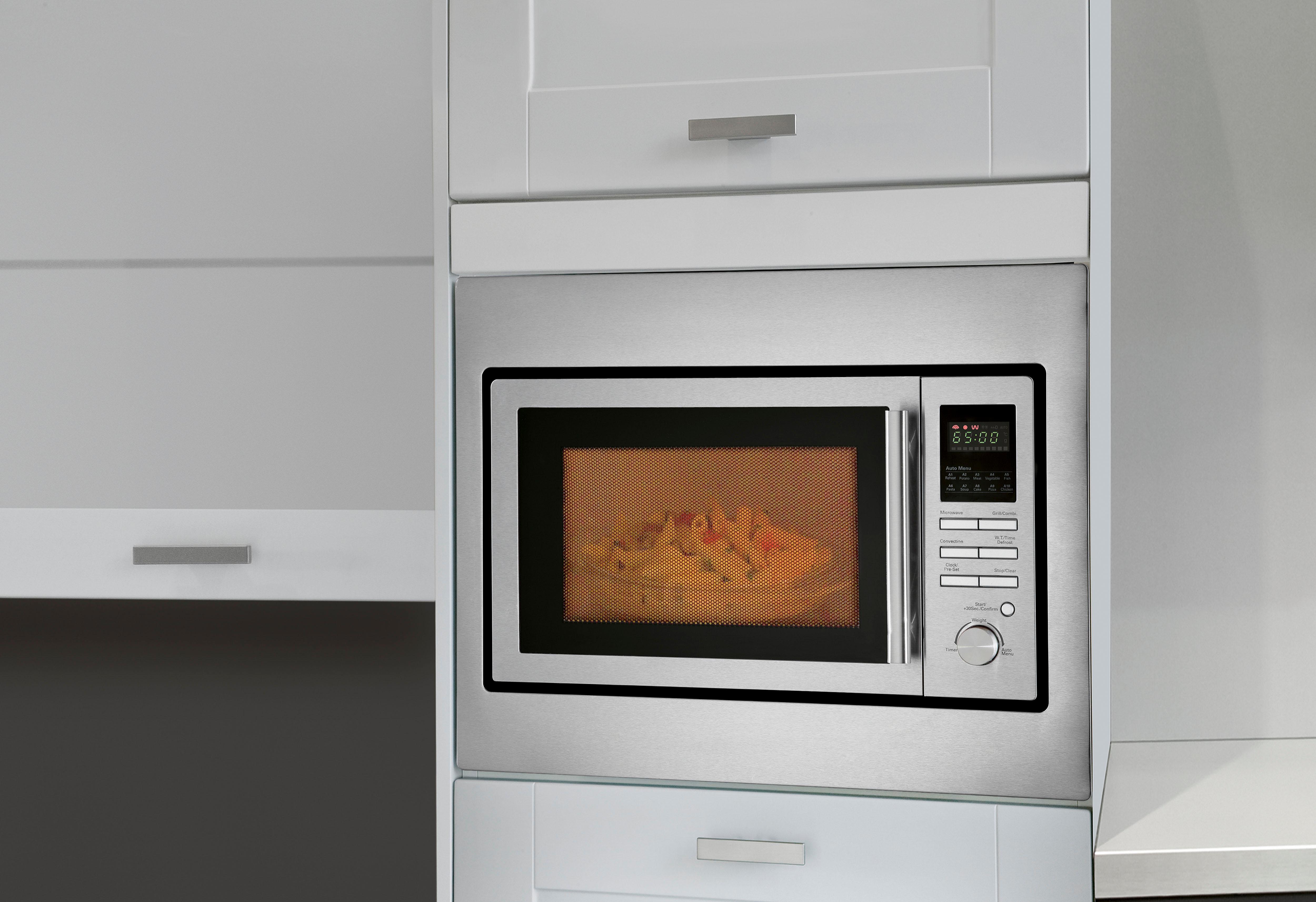 BOMANN Einbau-Mikrowelle MWG 2216 H EB, 1450 W | Küche und Esszimmer > Küchenelektrogeräte > Mikrowellen | Bomann