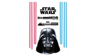 KOMAR Packung: Wandtattoo »Darth Vader«, 8 - teilig kaufen