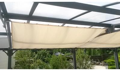 FLORACORD Sonnensegel »Innenbeschattung«, BxL: 270x140 cm, 1 Bahn, in versch. Farben kaufen