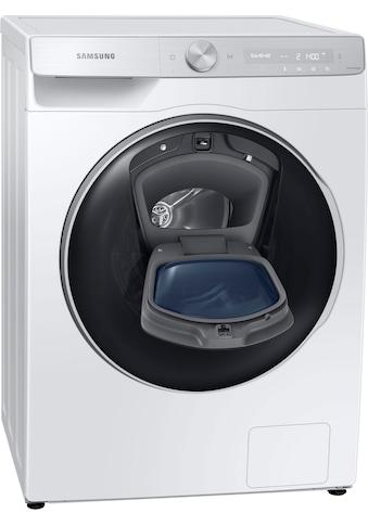 Samsung Waschmaschine »WW81T956ASH«, WW81T956ASH, 8 kg, 1600 U/min, QuickDrive™ kaufen