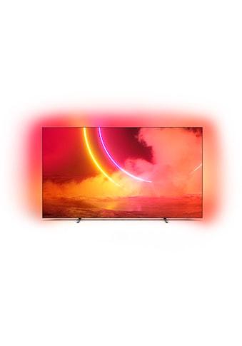 "Philips OLED-Fernseher »65OLED805/12«, 164 cm/65 "", 4K Ultra HD, Smart-TV kaufen"
