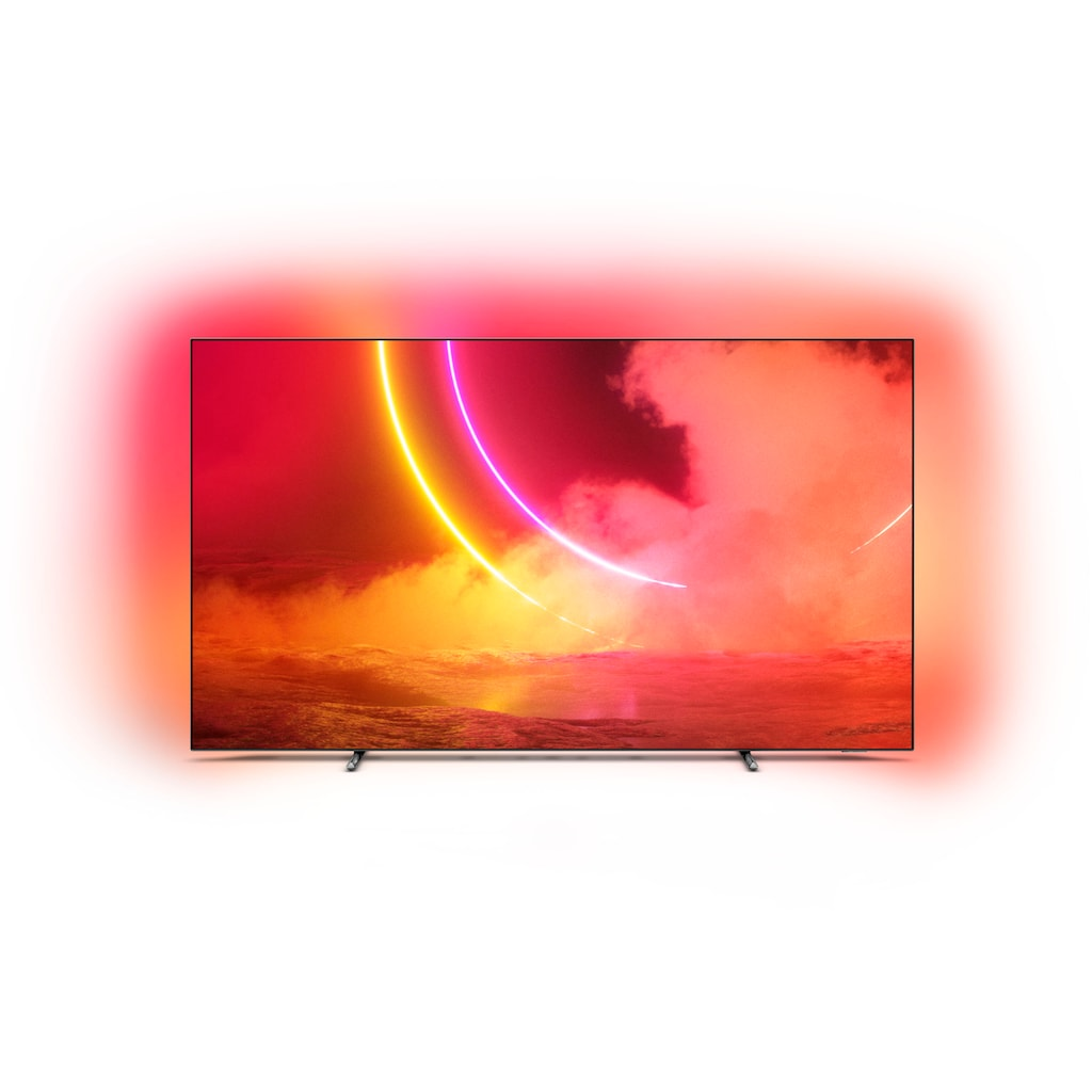 "Philips OLED-Fernseher »65OLED805/12«, 164 cm/65 "", 4K Ultra HD, Smart-TV"