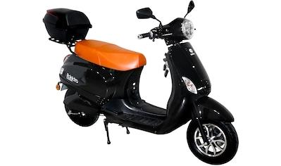 Rolektro E - Scooter »Rolektro E - City 45 Retro E - Scooter«, 1,5 Watt, 45 km/h kaufen