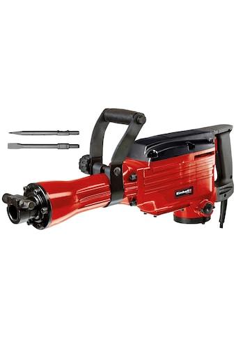 EINHELL Abbruchhammer »TC - DH 43 «, für SDS - Hex, 1600 W kaufen