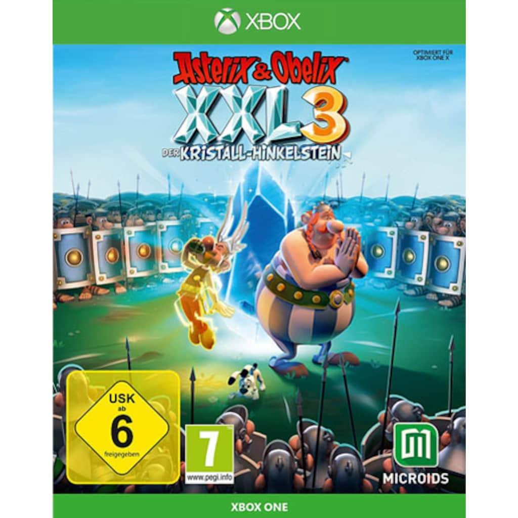 Astragon Spiel »Asterix & Obelix XXL3 - Der Kristall Hinkelstein - Standard Edition«, Xbox One, Software Pyramide