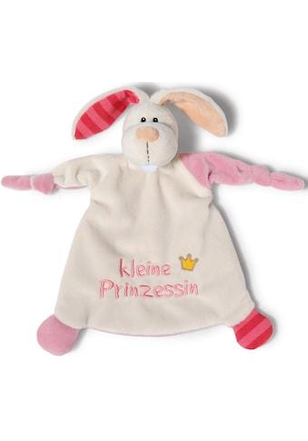 Nici Schmusetuch »My First NICI Kollektion, Hase Tilli, Kleine Prinzessin«, mit aufgestickten Augen kaufen