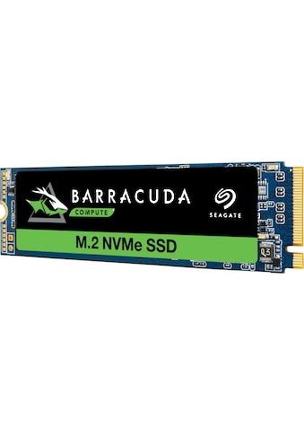 Seagate »BarraCuda 510« SSD kaufen