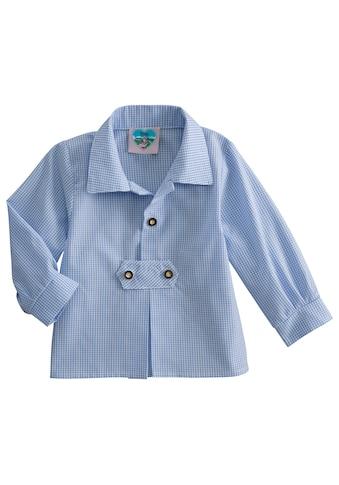 Turi Landhaus Trachtenhemd, in Karooptik kaufen