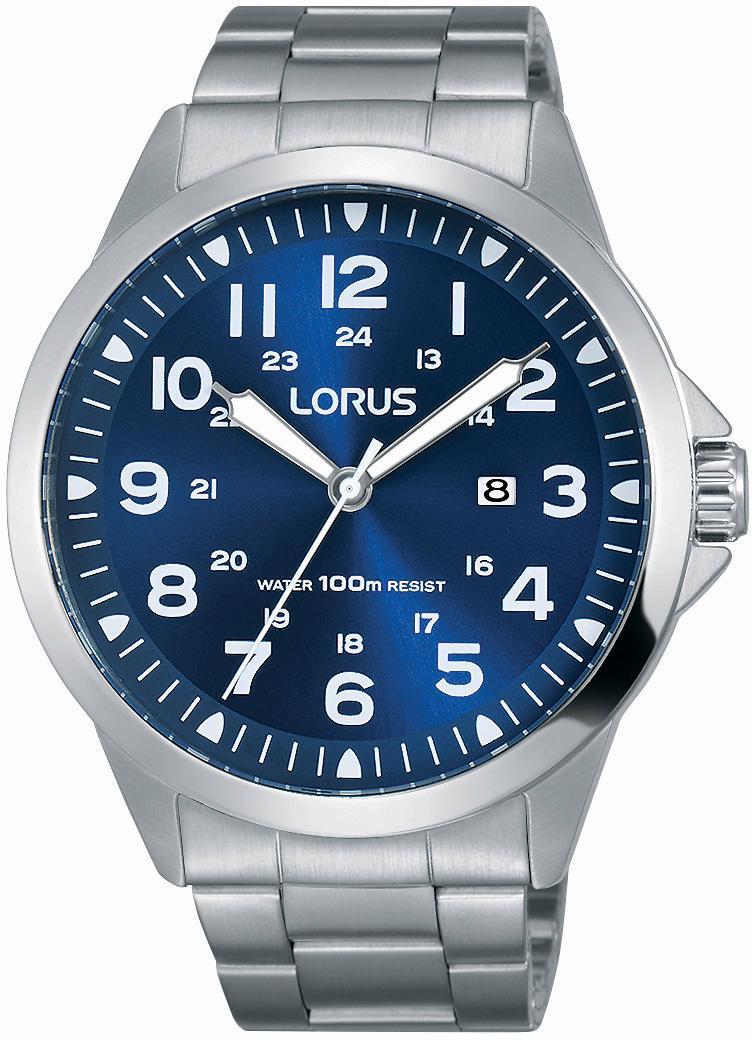 LORUS Quarzuhr »RH925GX9« | Uhren > Quarzuhren | Lorus