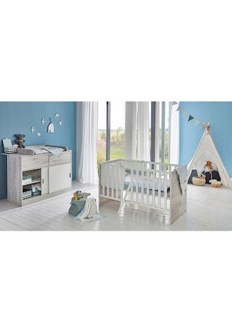arthur berndt Babymöbel-Set »Justus«, (Spar-Set, 2 tlg.), Made in Germany kaufen