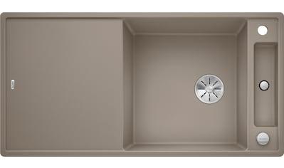 BLANCO Granitspüle »AXIA III XL 6 S«, aus SILGRANIT®, benötigte Unterschrankbreite: 60 cm kaufen