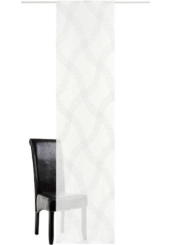 Schiebegardine, »Carrara«, Neutex for you!, Paneelwagen 1 Stück kaufen