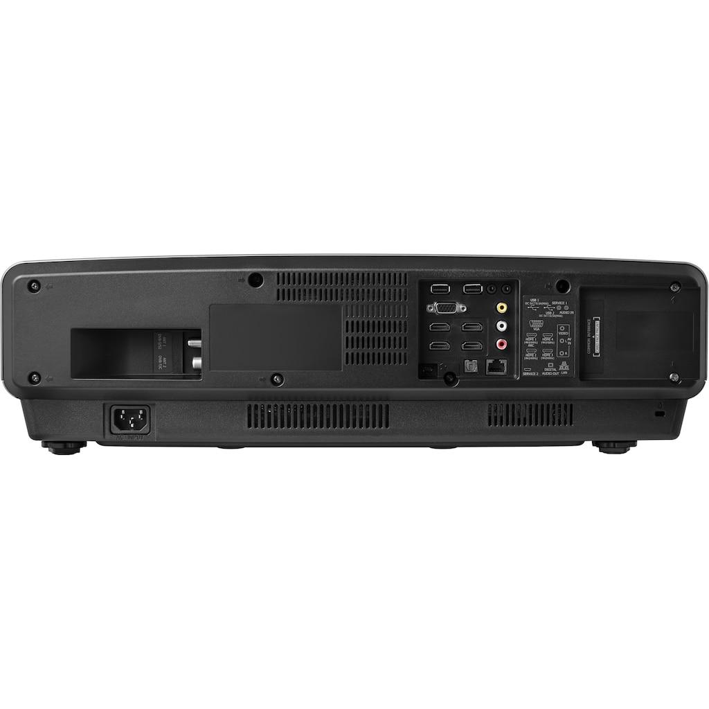 "Hisense Laser Fernseher »100L5F-B12 (100 Zoll)«, 254 cm/100 "", 4K Ultra HD, Smart-TV, Triple Tuner, inkl. Hard Panel"