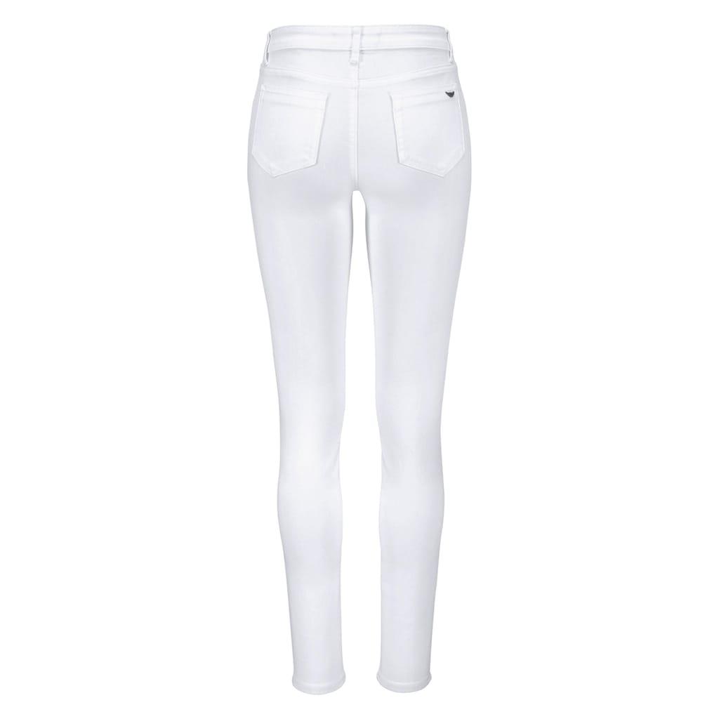 Arizona Skinny-fit-Jeans »Ultra-Stretch«, Mid Waist