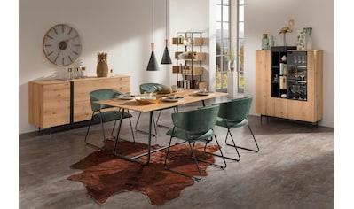GWINNER Esstisch »Style«, mit Metallgestell kaufen