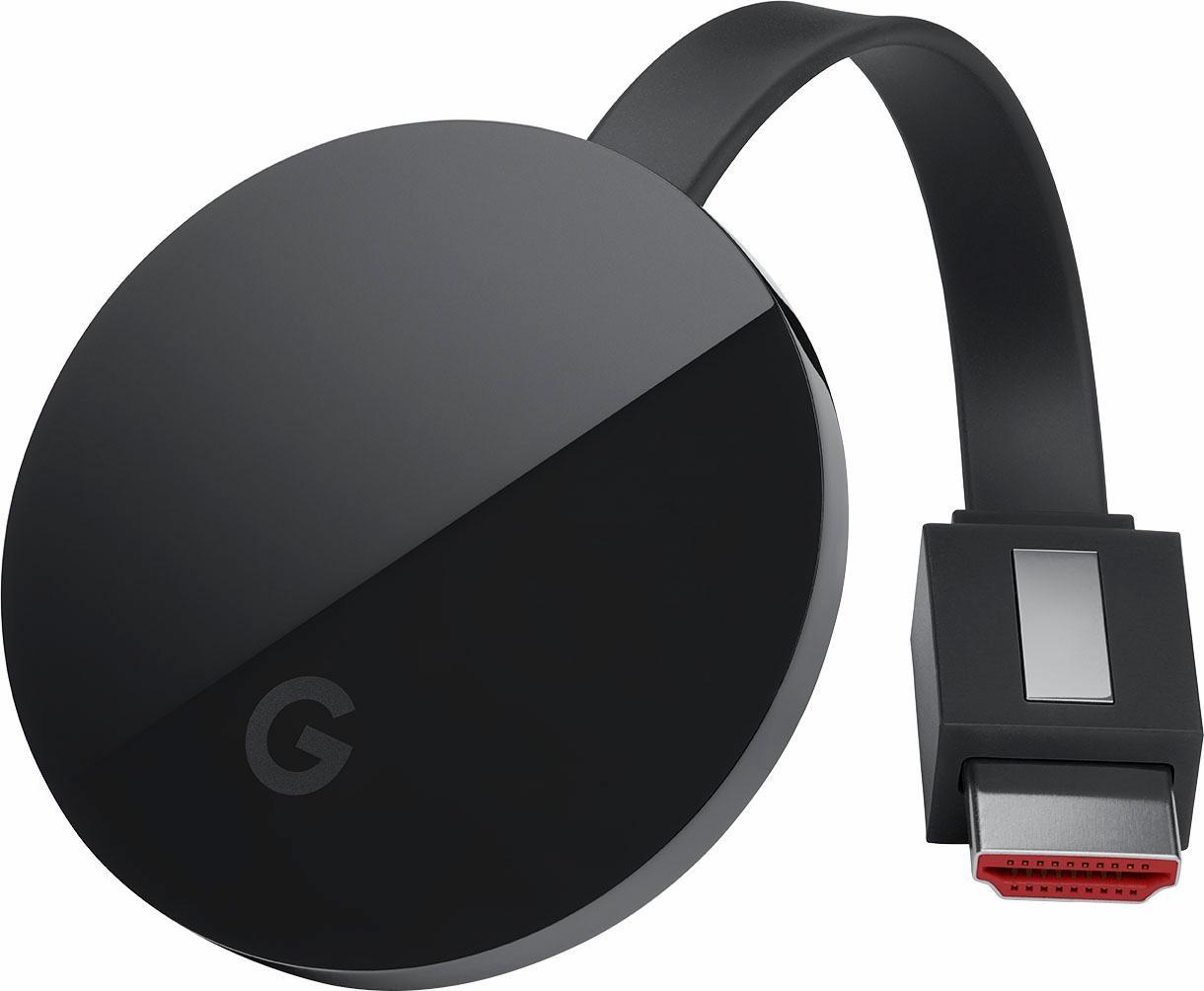 CHROMECAST Streaming Stick »Google Chromecast Ultra« online ...