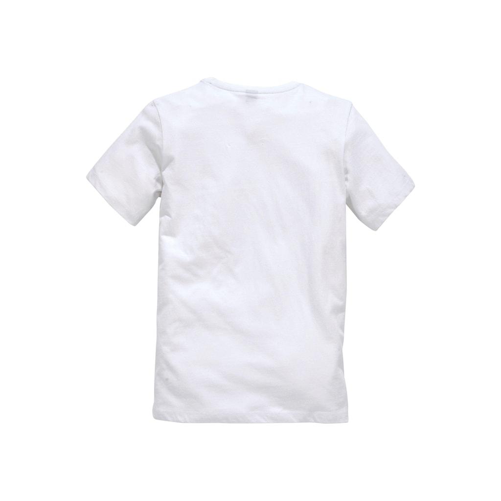 Bench. T-Shirt »BEACHTIME«
