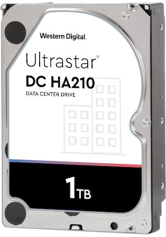 Western Digital »Ultrastar DC HA210 1 TB« HDD - Festplatte 3,5 '' kaufen