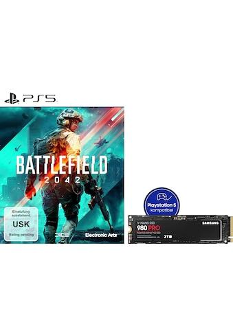 Samsung interne SSD »SSD 980 Pro 2TB + Battlefield 2042 PS5« kaufen