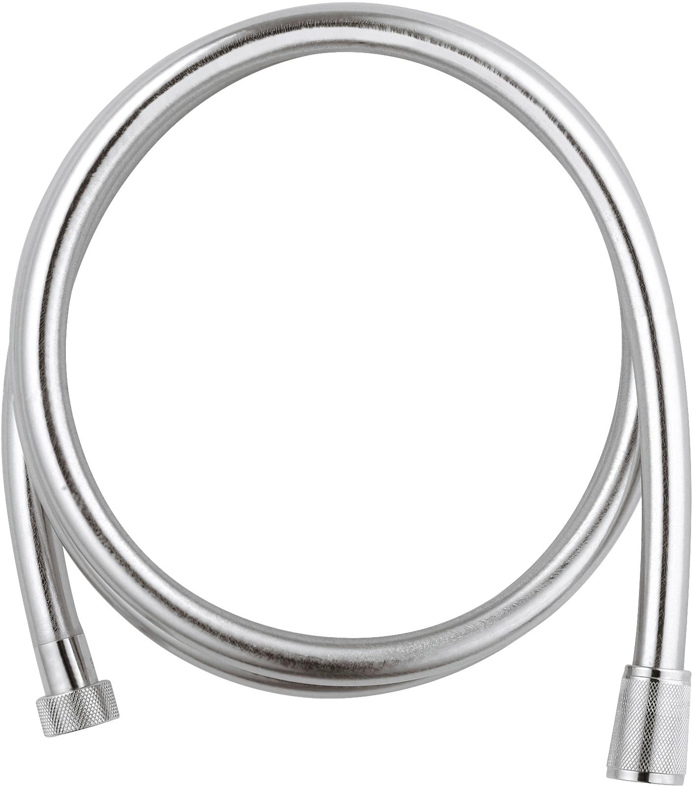 GROHE Duschbrausenschlauch »VitalioFlex Trend 1750«, Länge 175 cm   Bad > Armaturen > Brauseschläuche   Silberfarben   Kunststoff   GROHE