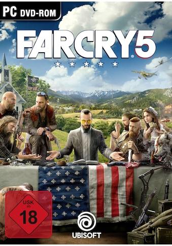 UBISOFT Spiel »Far Cry 5«, PC kaufen