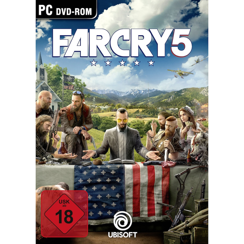 UBISOFT Spiel »Far Cry 5«, PC