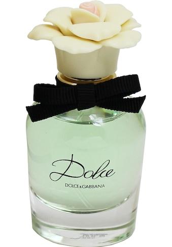 DOLCE & GABBANA Eau de Parfum »Dolce« kaufen