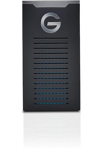 G-Technology externe SSD »robuste, zuverlässige Speicherlösung«, G-DRIVE mobile... kaufen