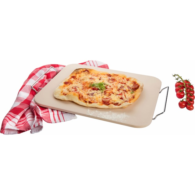 WESTMARK Pizzastein (Set, 3-tlg.)