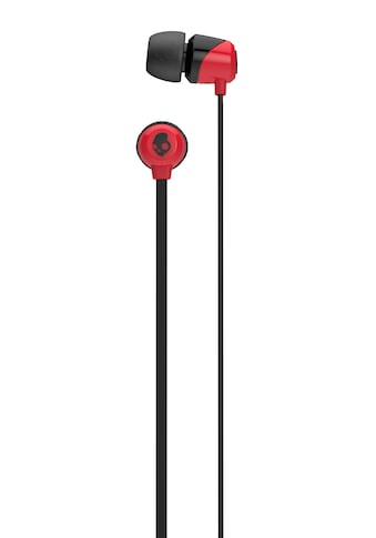 Skullcandy Kopfhörer »JIB IN - EAR W/O MIC RED/BLACK/BLACK« kaufen