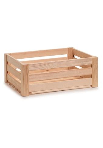 Zeller Present Holzkiste »Leisten« kaufen