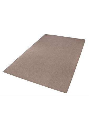 LUXOR living Teppich »Luton«, rechteckig, 5 mm Höhe, Wunschmaß, melierte Optik,... kaufen