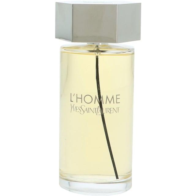 """YVES SAINT LAURENT Eau de Toilette """"L'Homme"""""""