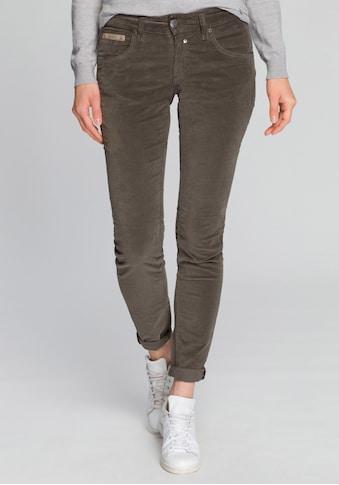 Herrlicher Slim - fit - Jeans »TOUCH SLIM VELVET STRETCH« kaufen