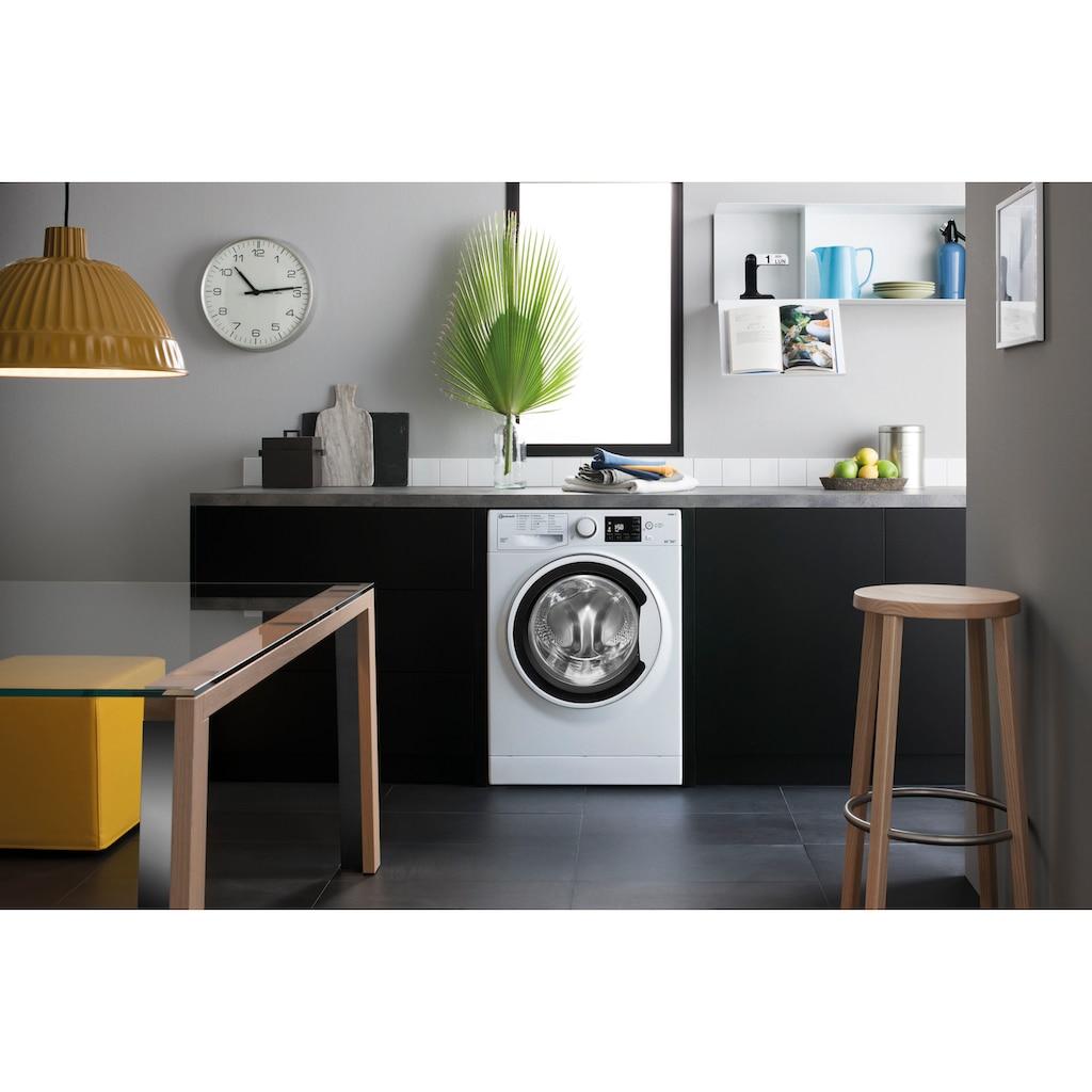 BAUKNECHT Waschtrockner »WT 86G4 DE N«