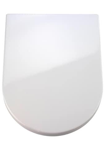 Wenko WC - Sitz »Palma«, Mit Absenkautomatik kaufen
