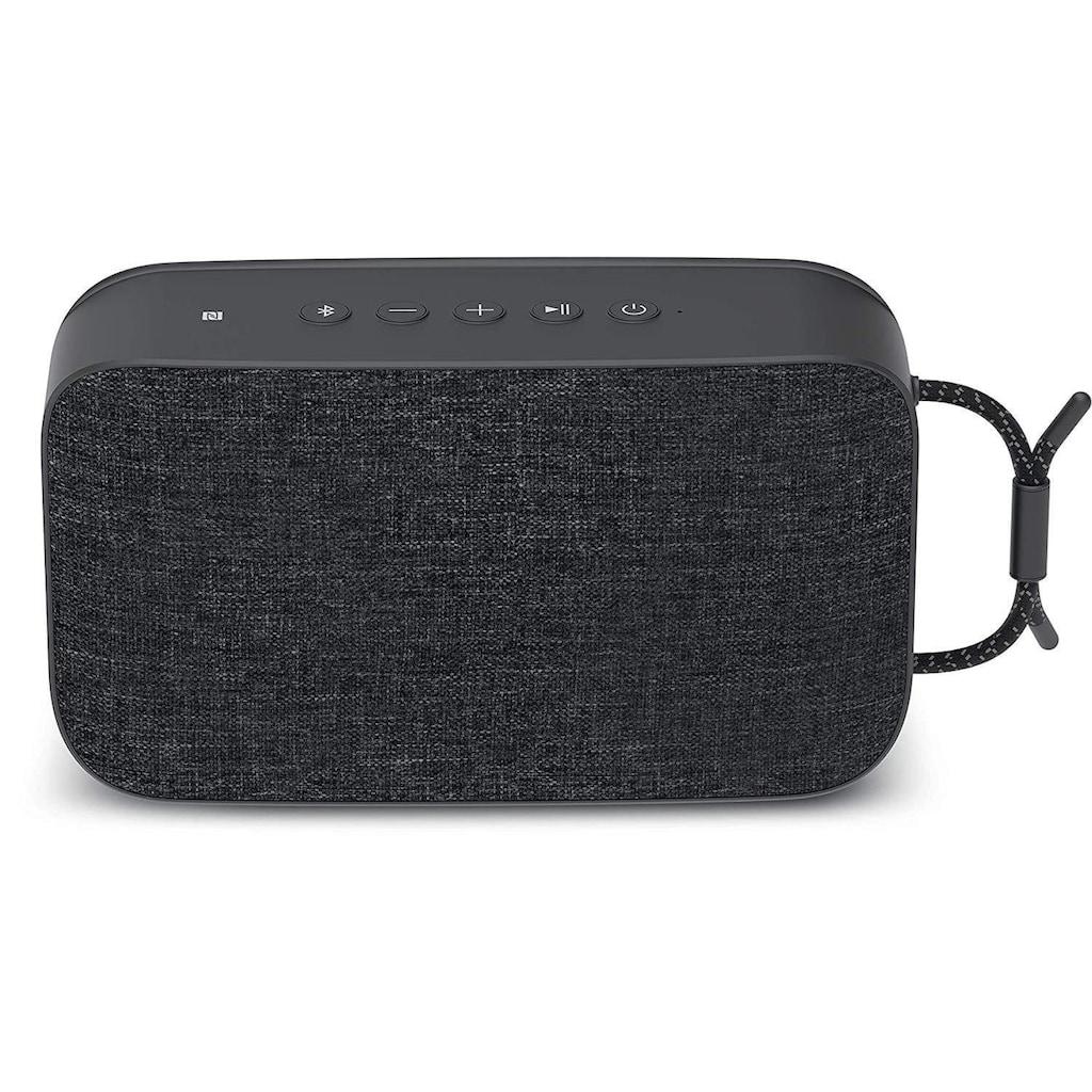 TechniSat Bluetooth-Lautsprecher »BLUESPEAKER TWS XL«, mit True Wireless Stereo