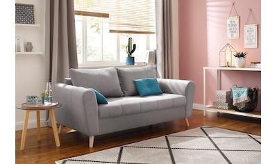 Home affaire 2,5 - Sitzer »Blackburn Luxus« kaufen