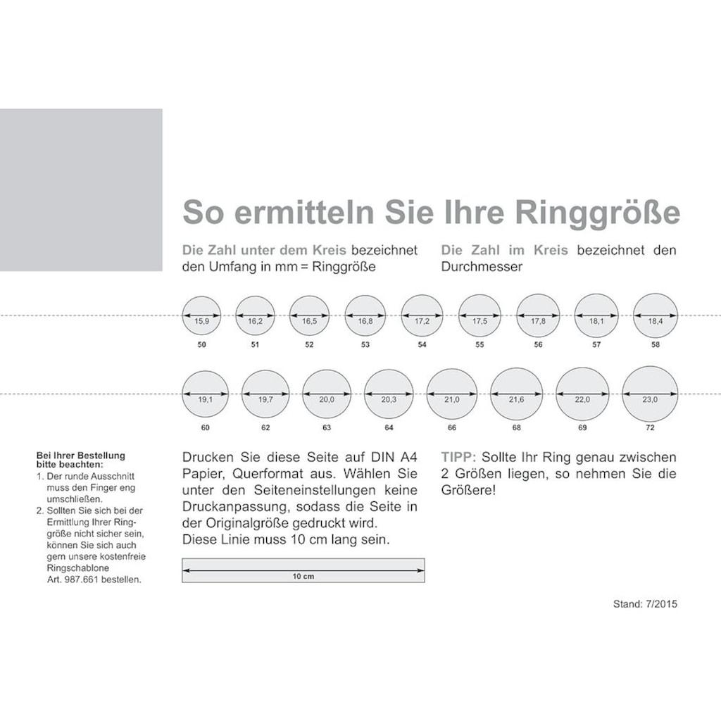 Firetti Trauring mit Gravur »glanz, sandmatt, Diamantschnitt, 4,0 mm breit«, Made in Germany, wahlweise mit oder ohne Brillant