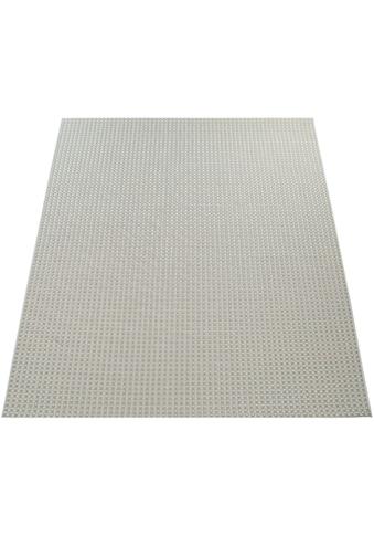 Paco Home Teppich »Waregem 622«, rechteckig, 2 mm Höhe, In- und Outdoor geeignet,... kaufen