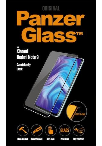 PanzerGlass Displayschutzglas »E2E Xiaomi Redmi Note 9 Case Friendly«, für Xiaomi... kaufen