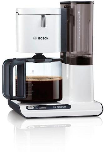 BOSCH Filterkaffeemaschine »Styline TKA8011«, Papierfilter, 1x4 kaufen