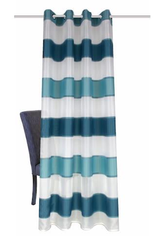 HOME WOHNIDEEN Vorhang »MIRABELLA«, HxB: 245x140 kaufen