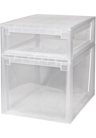 Kreher Aufbewahrungsbox, (Set, 2 St.) kaufen